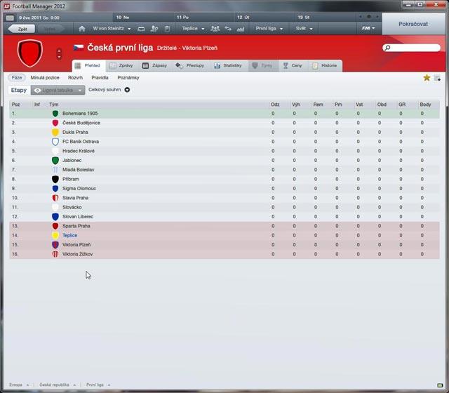 Česká první liga