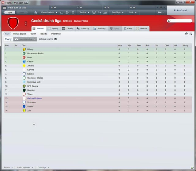 Česká druhá liga
