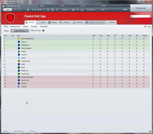 Česká třetí liga